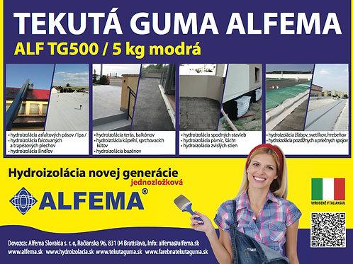 ALF TG500 / 5 kg modrá