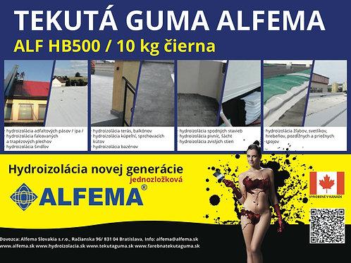 ALF HB500 / 10 kg čierna