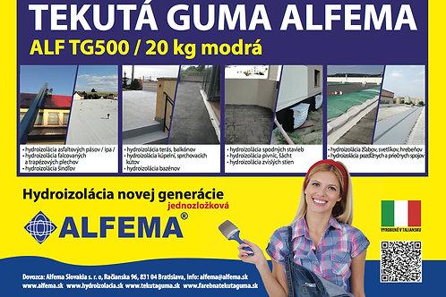 ALF TG500 / modrá