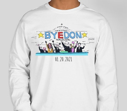 ByeDon Inaugural Shirt Longsleeve