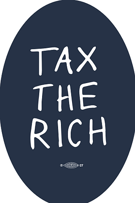Tax the Rich Magnet