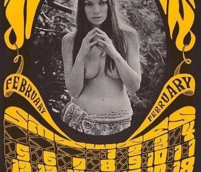 1968 February Calendar