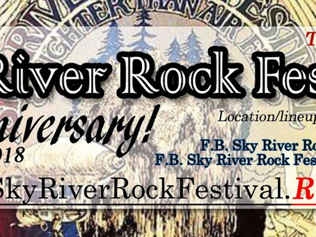 Sky River Rock Festival Turns 50