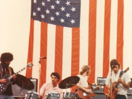 The Grateful Dead at Sky River 1968