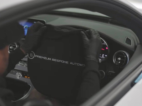 Why Customise your steering wheel?