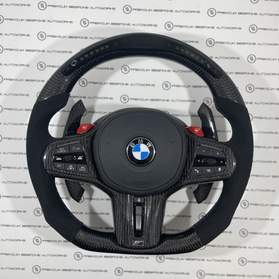 BMW G80 M3/ G82 M4 Steering Wheel £2100