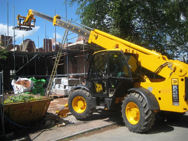 Construction Telehandlers