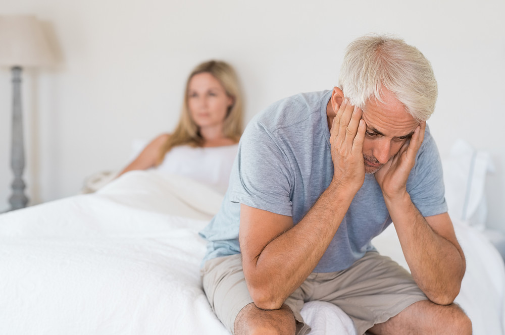 Erectile Dysfunction can be helped