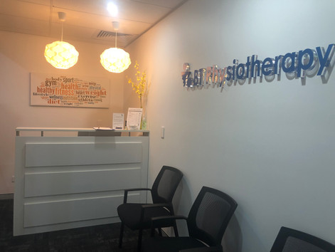 BT Physiotherapy NOW OPEN