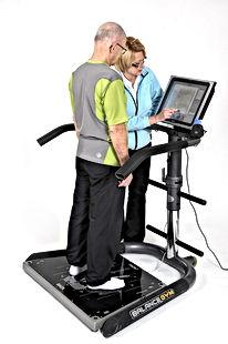 computerised balance training