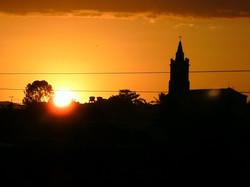 Pôr do Sol em Alagoinha