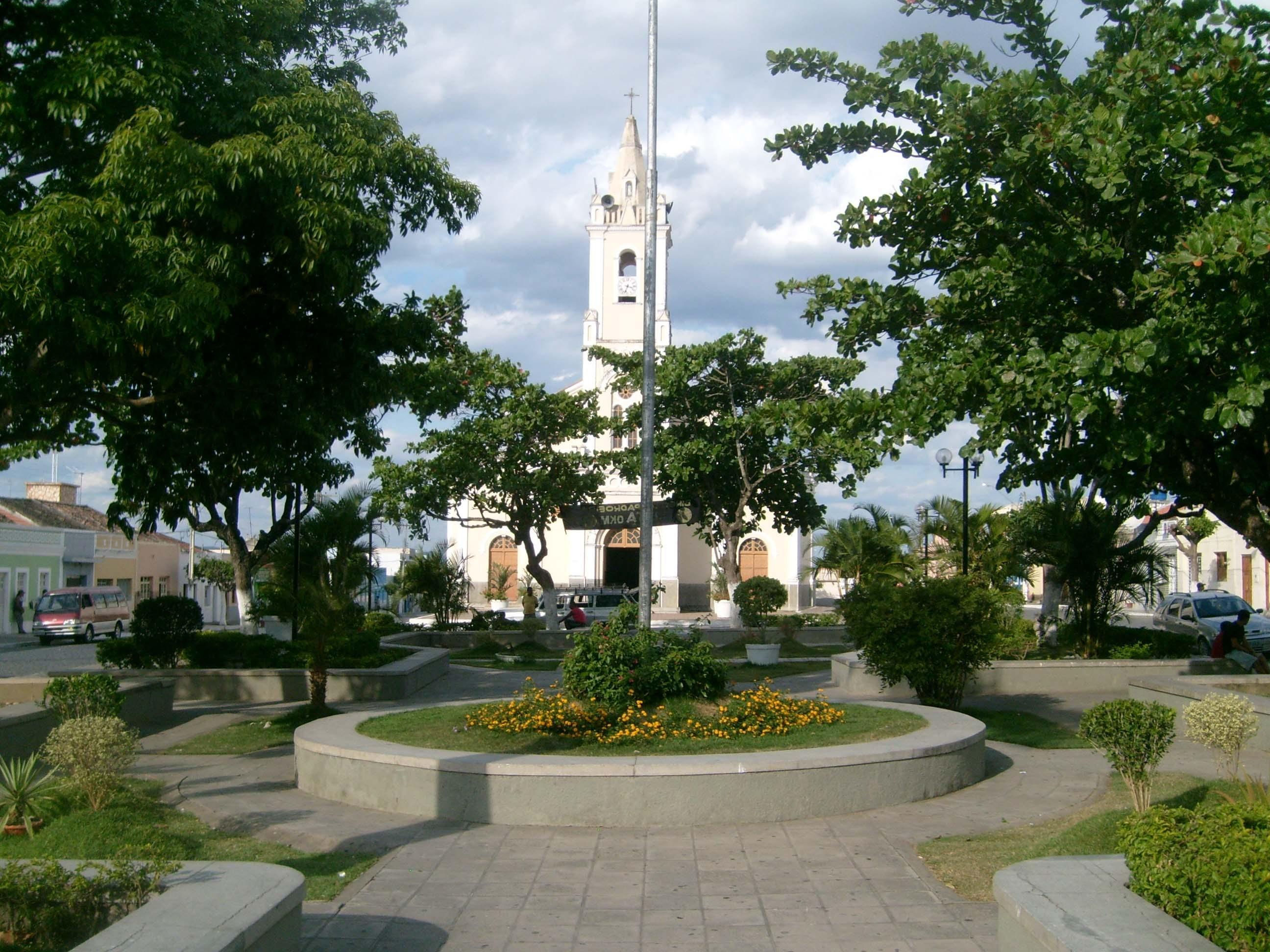 Praça Central 2