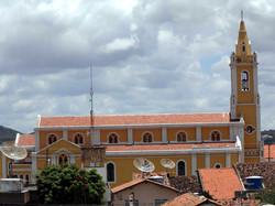 Igreja Matriz - Vista Lateral