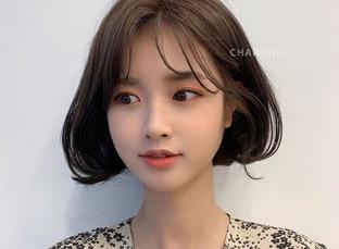 髪の毛の長さ別「韓国清純ヘアスタイル」Tip!