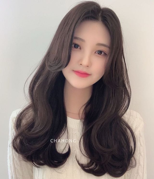 韓国ヘアスタイル 韓国髪型