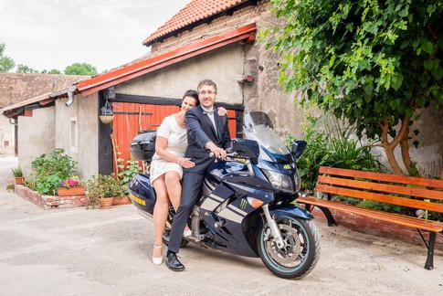 Anička & Martin - svatební příběh