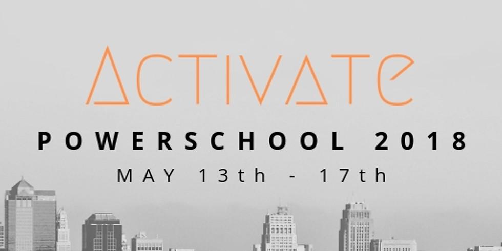 Activate, PowerSchool 2019