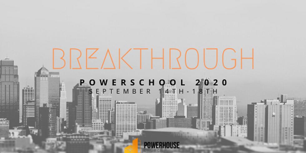 PowerSchool 2020, Breakthrough