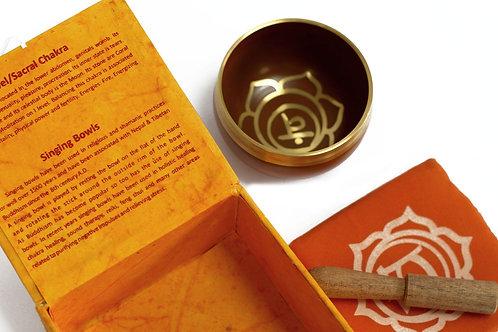Chakra Singing Bowl - SACRAL CHAKRA