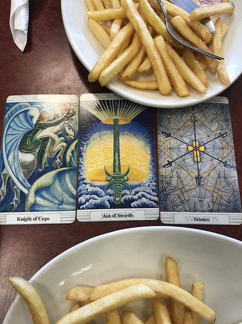 The Trinity Spread - Tarot/Oracle