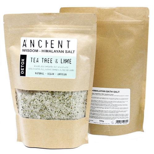 Himalayan Bath Salt Blends - DETOX