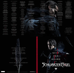 Schwarzer Engel CD Booklet