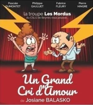 """La troupe """"Les Mordus"""""""