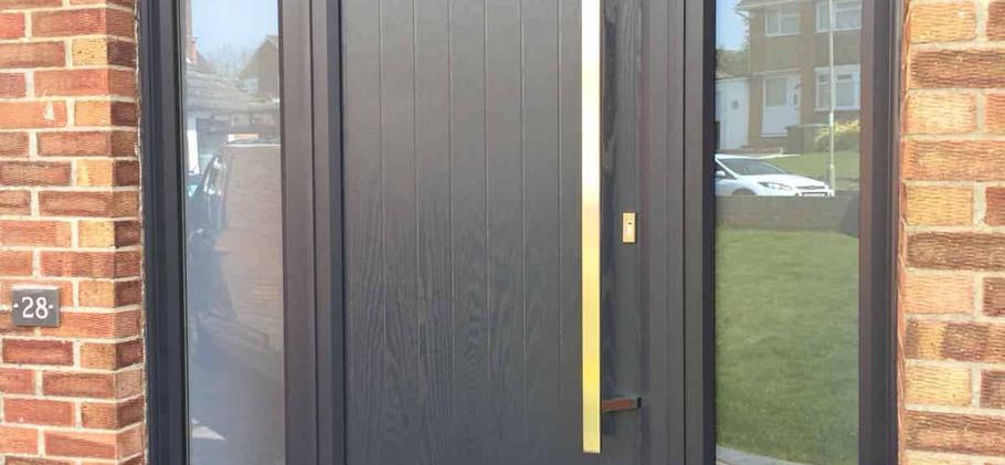 Front Door Installations