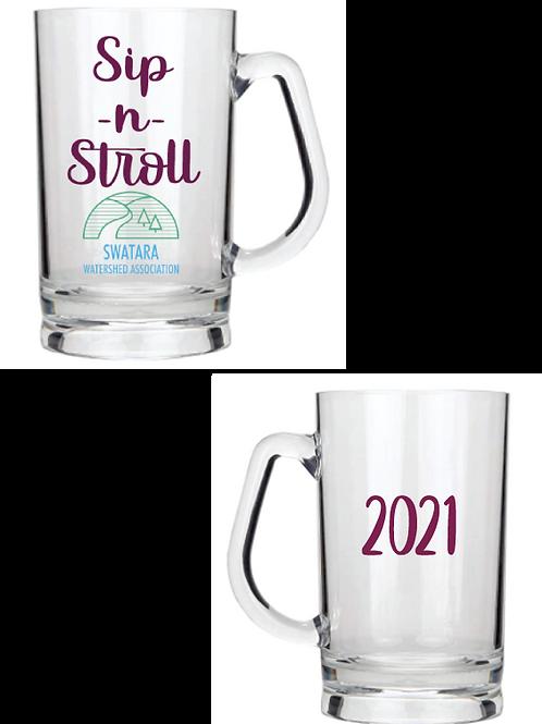 2021 Swatara Sip & Stroll Event Beer Mug