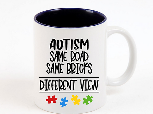 Autism Different View
