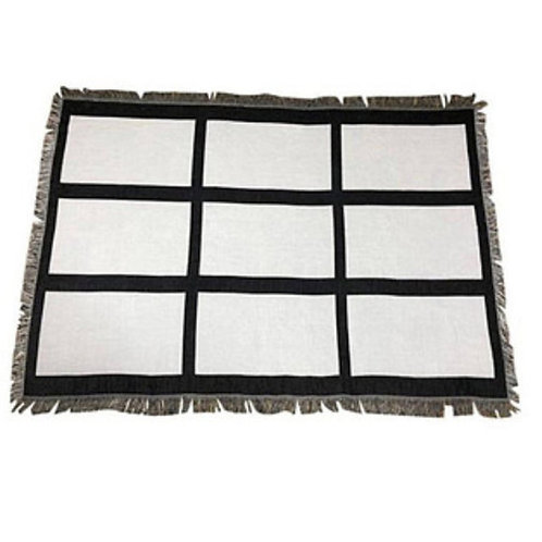Custom 9-Panel Blanket