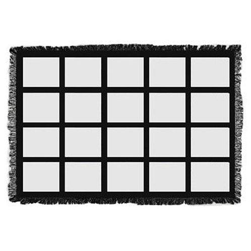 Custom 20-Panel Blanket