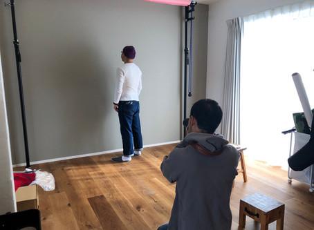 新商品の撮影!