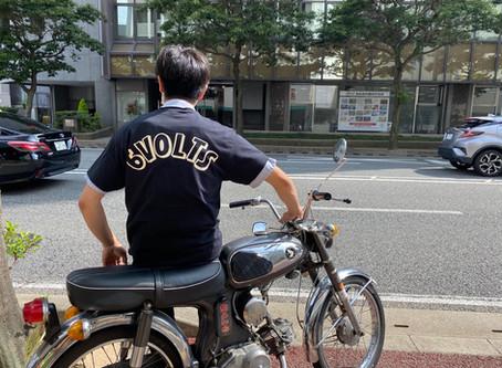 ロクボルツ 様Tシャツお届け!