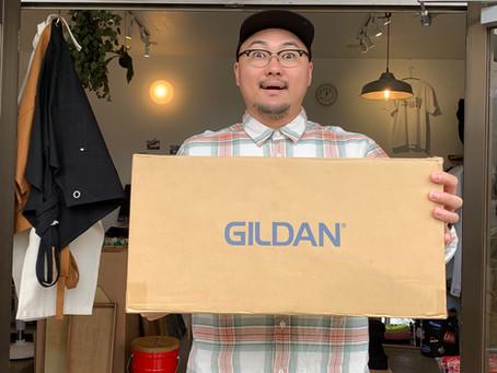 GILDAN ブランケット再入荷!