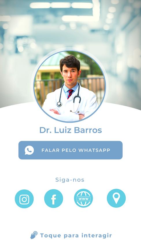 Cartão Digital Dr. Luiz Barros