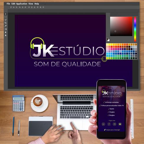 Branding JK Estúdio