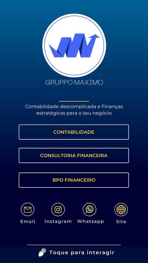 Cartão Digital Grupo Maximo