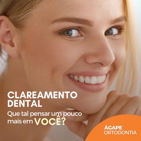 Post Instagram Agape Ortodontia