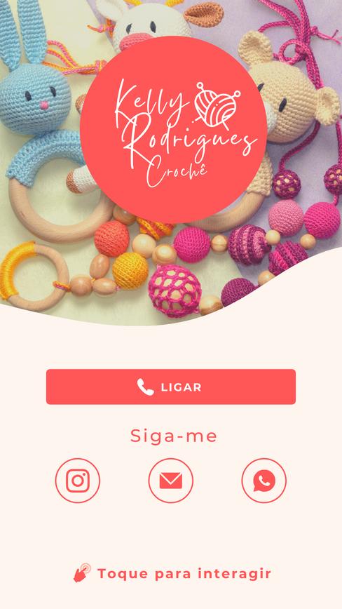 Cartão Digital Kelly Rodrigues