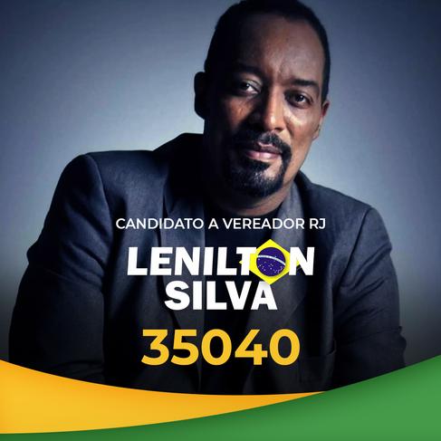 Logo Lenilton Silva