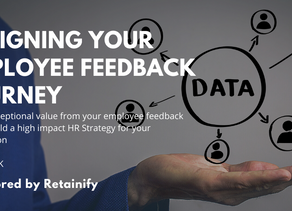 Workshop: Designing Your Employee Feedback Journey. Feb 6th. London, UK
