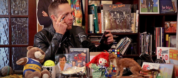 Mentalist Keith Barry Featured on Podcast EP.192!