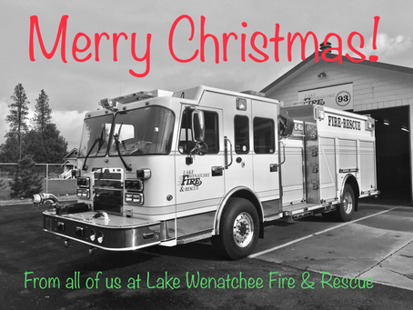 Merry Christmas from LWFR