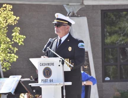 Chief Lamar Announces Retirement