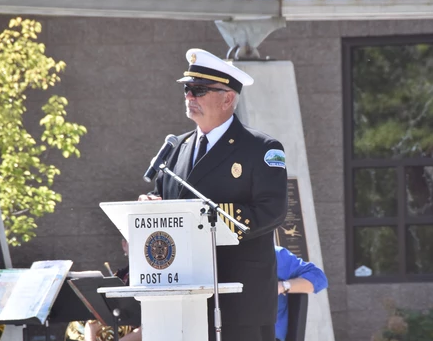 Chief Lamar Announces Retirement