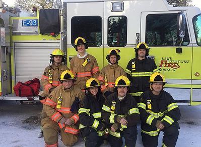 Upper Valley Fire Academy Graduates 2016