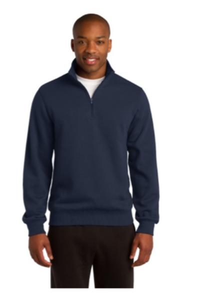 Sport Tek 1/4 Zip Sweatshirt