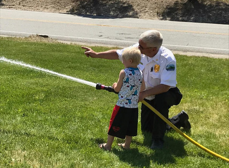 Chief Lamar Reflects on Career