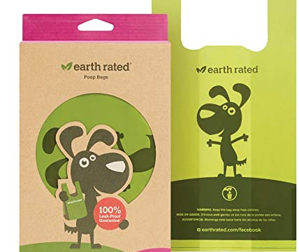 Earth Rated Pet Waste Bag Review